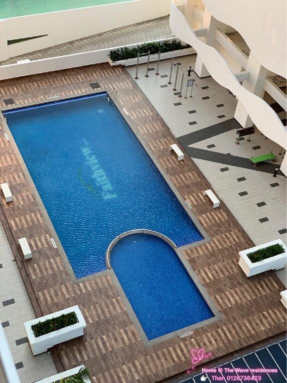 Swimming pool [outdoor] Home @ The Wave Residences