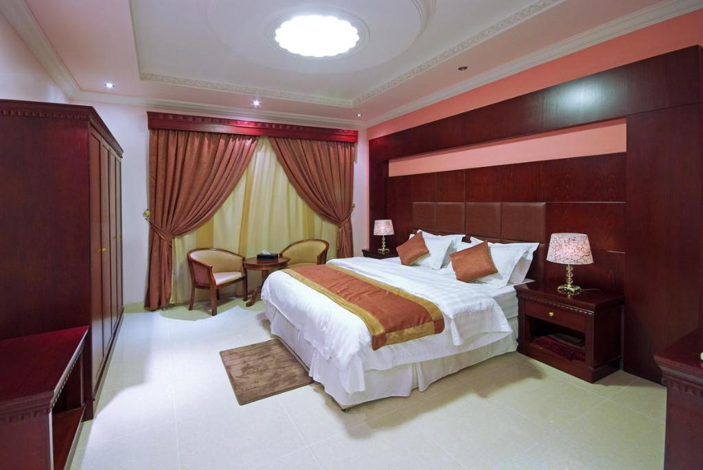 Interior view Al Mohamadyah Palace Hotel and Suites
