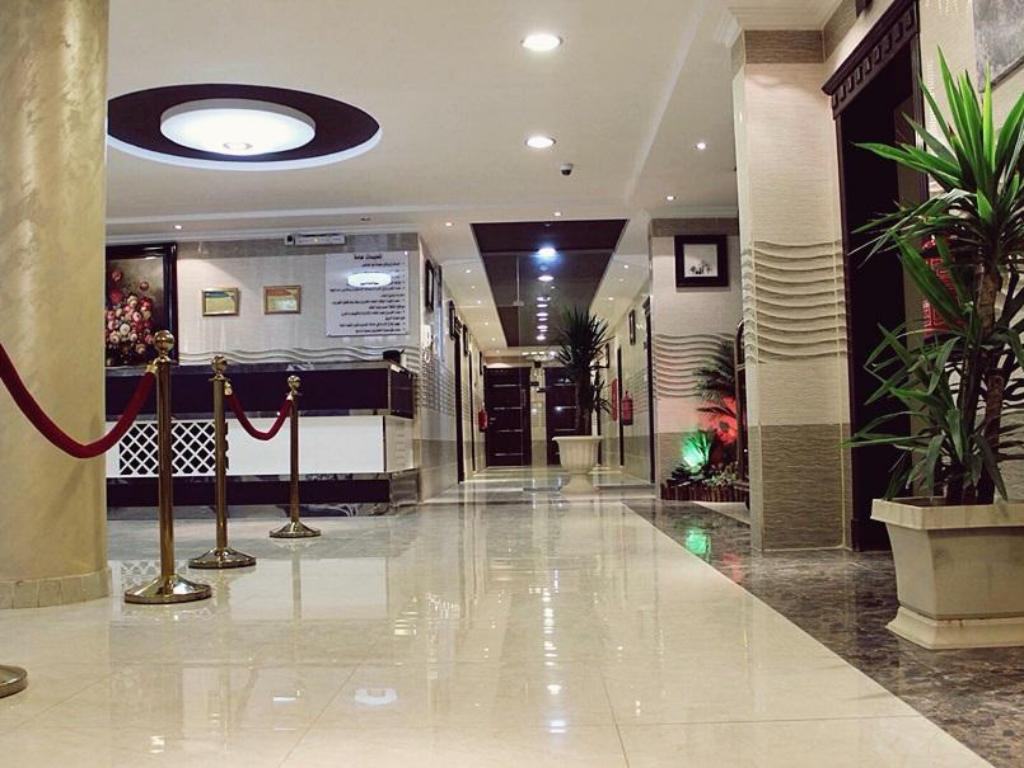 Foyer Jood Hotel Apartments