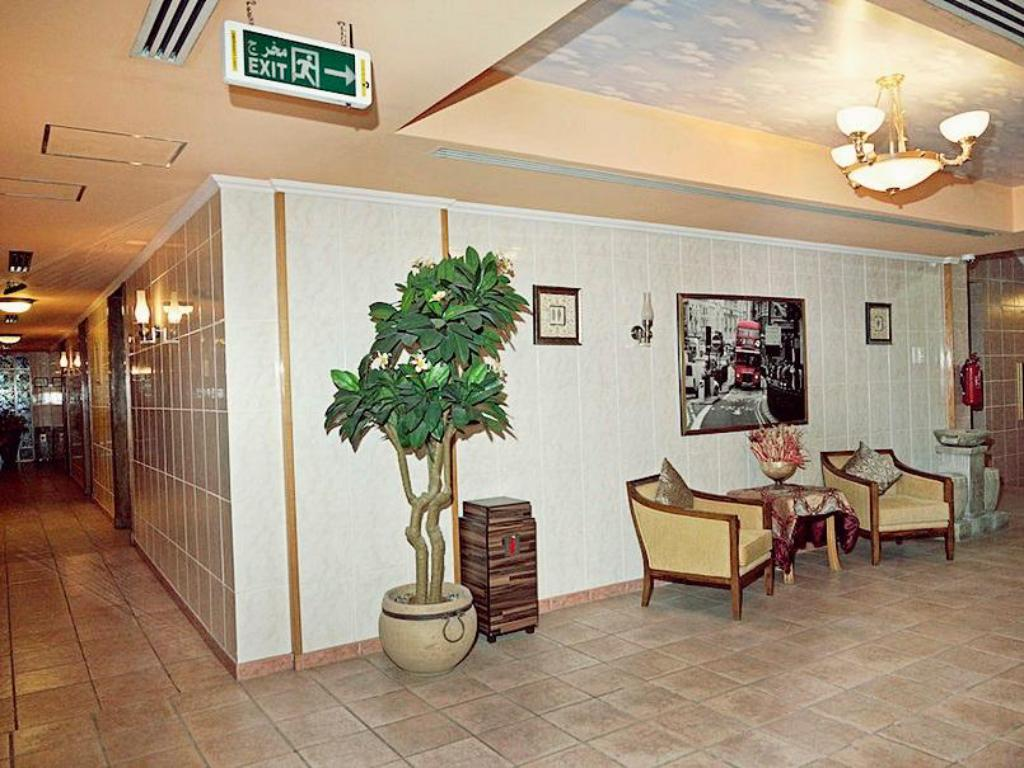 Foyer Mansour Plaza Hotel Apartments