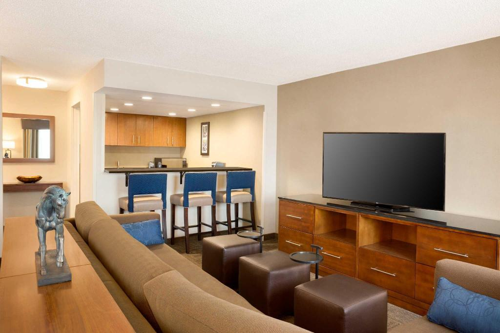Lobby Comfort Inn & Suites Presidential (Comfort Inn and Suites Presidential Little Rock)