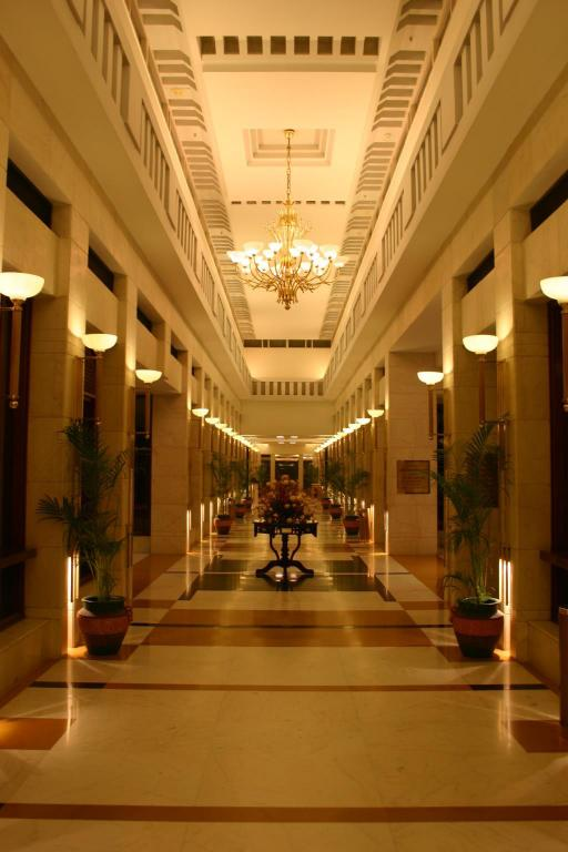 Lobby Jaypee Palace Hotel & International Convention Centre