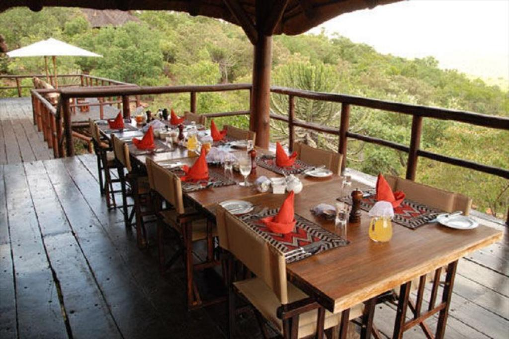 Interiér Makweti Safari Lodge