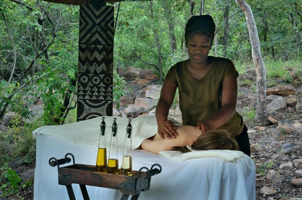 wellness Makweti Safari Lodge