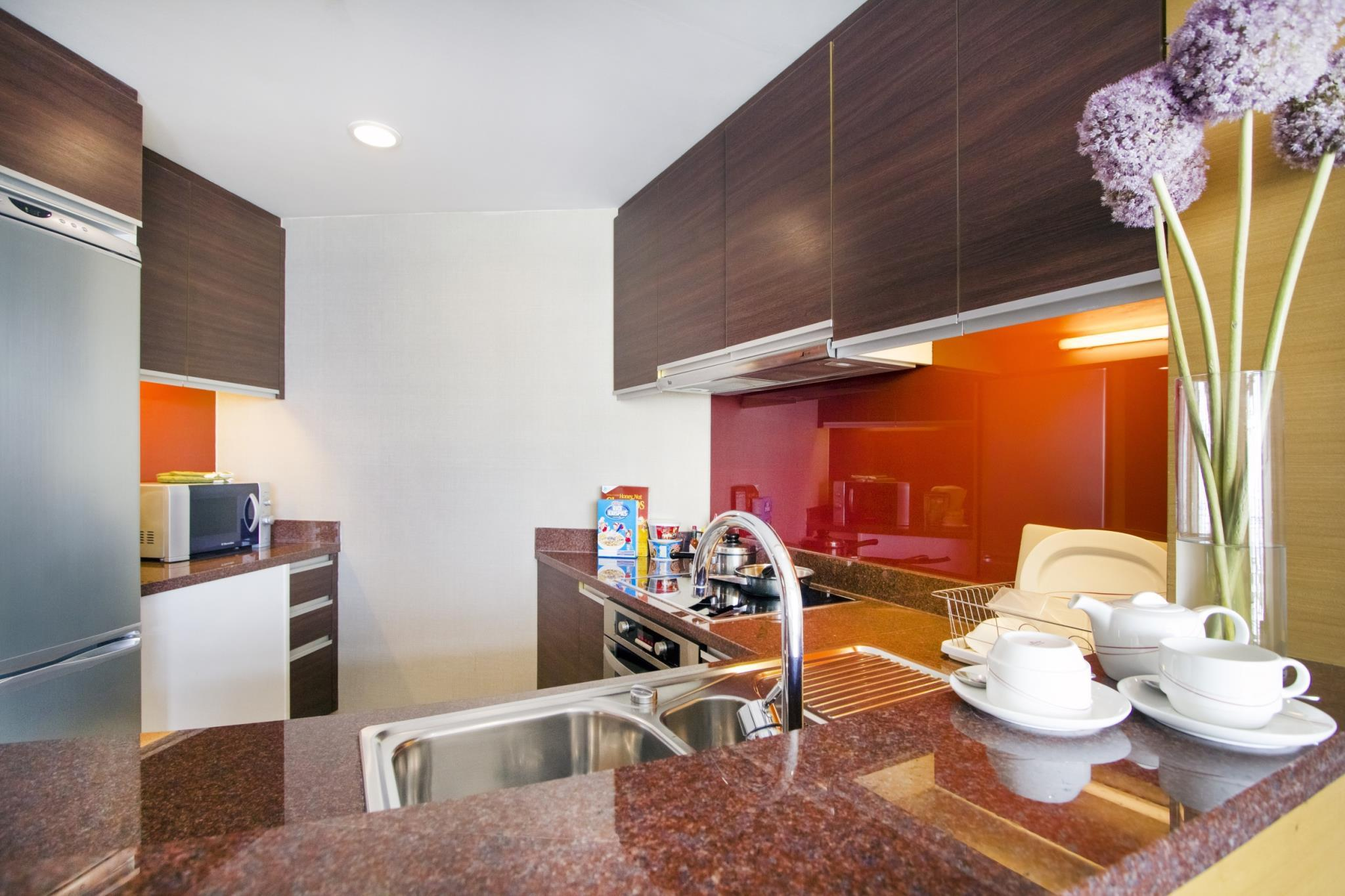 1 Dormitori Executive (1 Bedroom Executive)