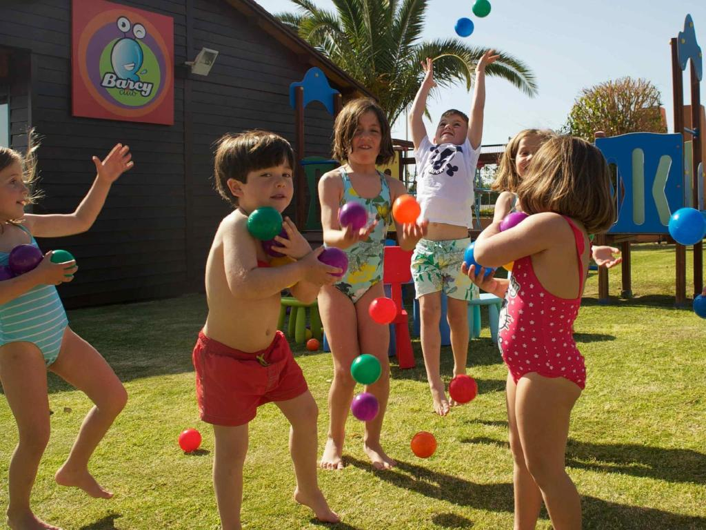 Kid's club Royal Hideaway Sancti Petri part of Barceló Hotel Group