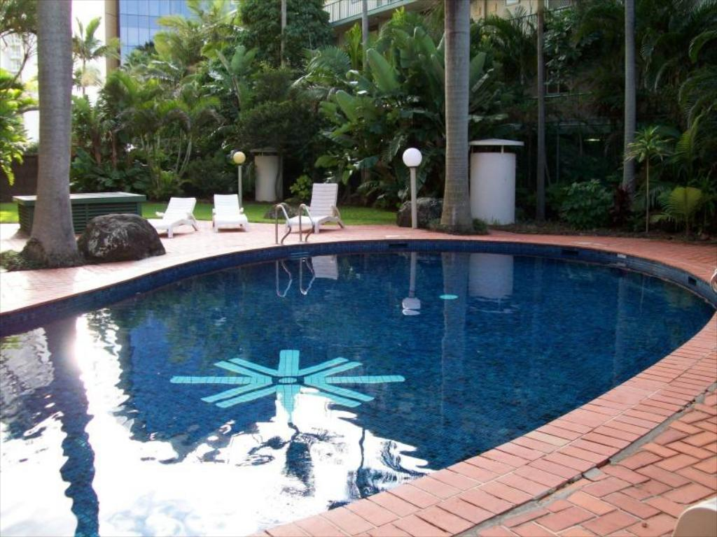 Pool Centrepoint Resort