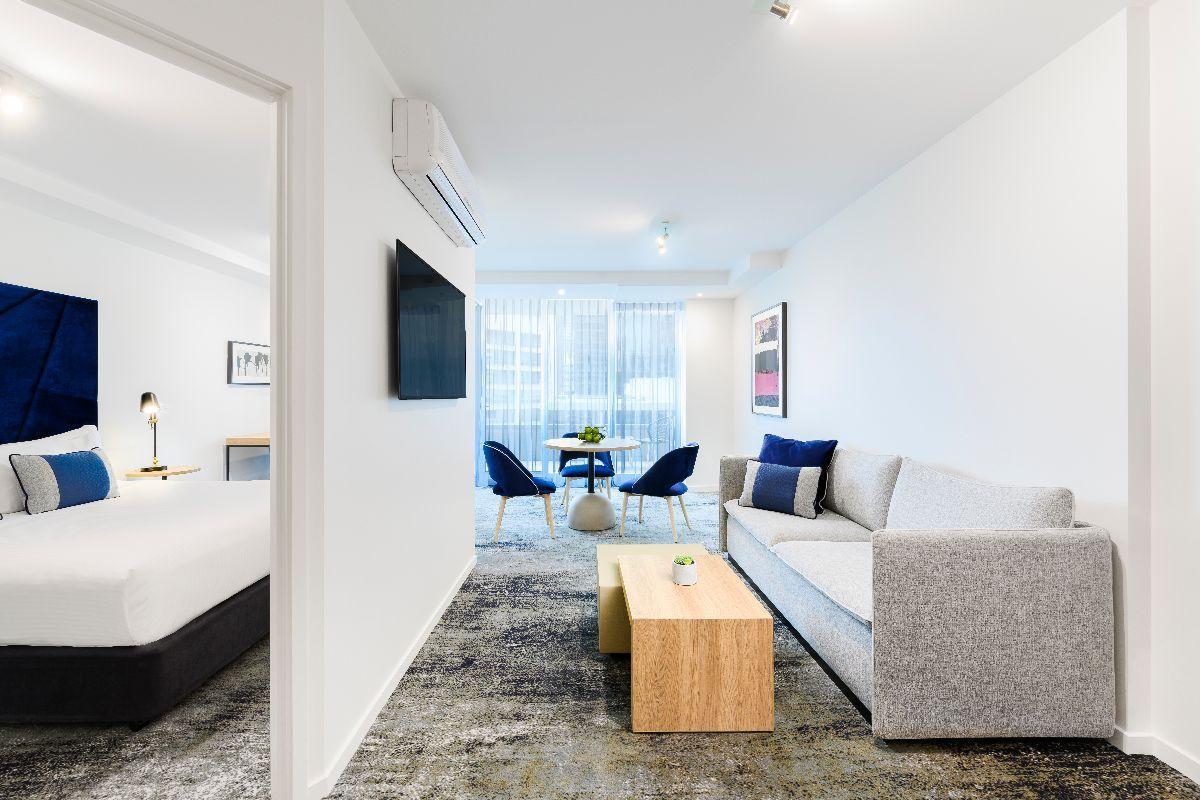 Appartement Renovatie Melbourne : Adina apartment hotel melbourne northbank melbourne boek een
