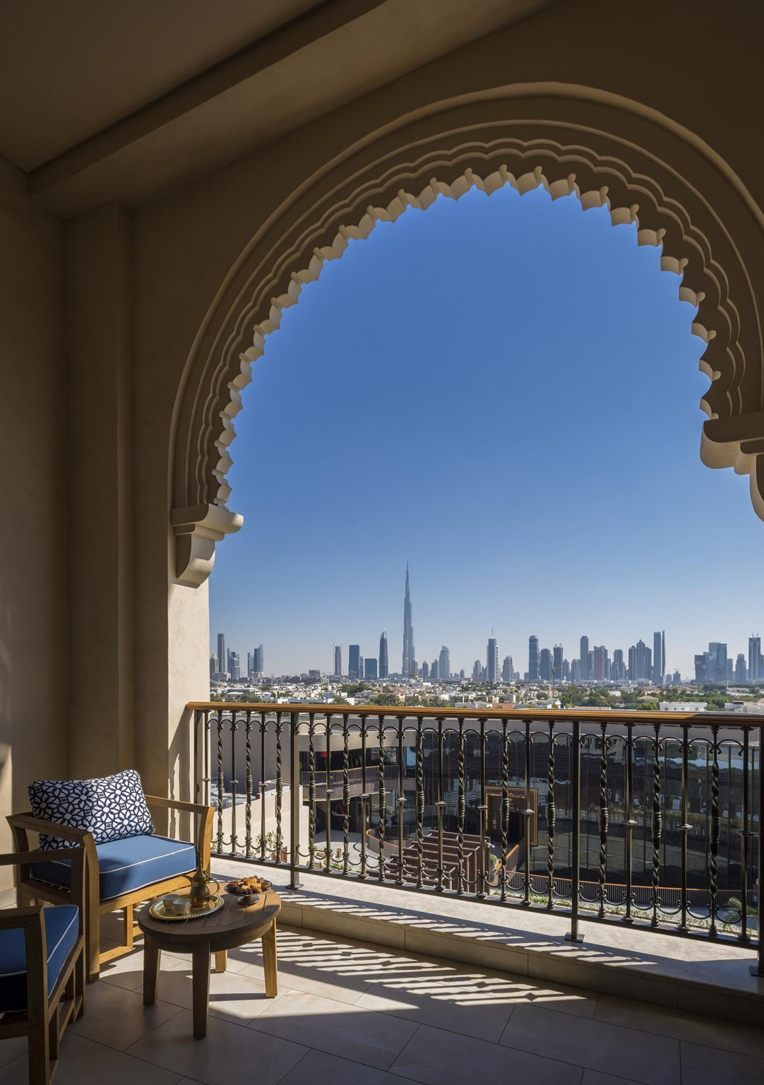 Jumeirah Skyline Suite with King Bed