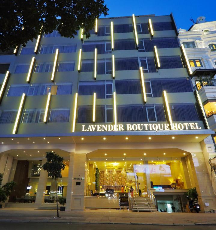 More about Lavender Boutique Hotel