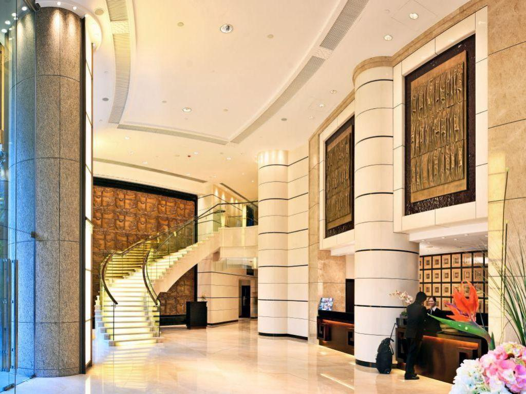 Lobby Royal View Hotel