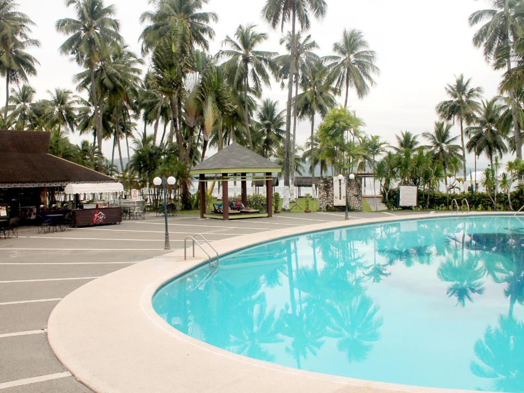 Pool Waterfront Insular Hotel Davao