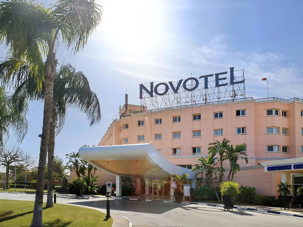 More about Novotel Cairo 6th of October