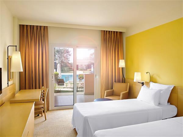 Quarto superior com 2 camas individuais (Superior Room With 2 Single Beds)