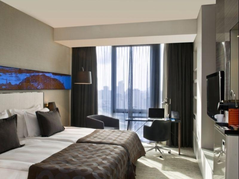 Quarto Premium com vista (Premium Room with View)