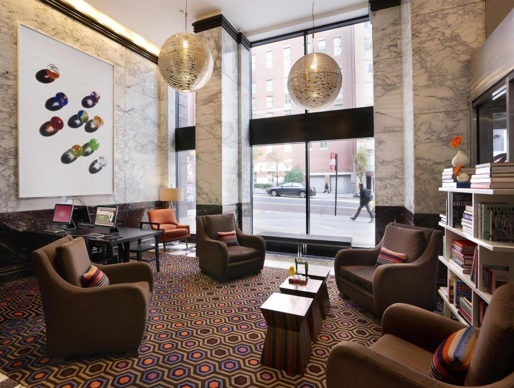 Business Center Dumont NYC-an Affinia Hotel