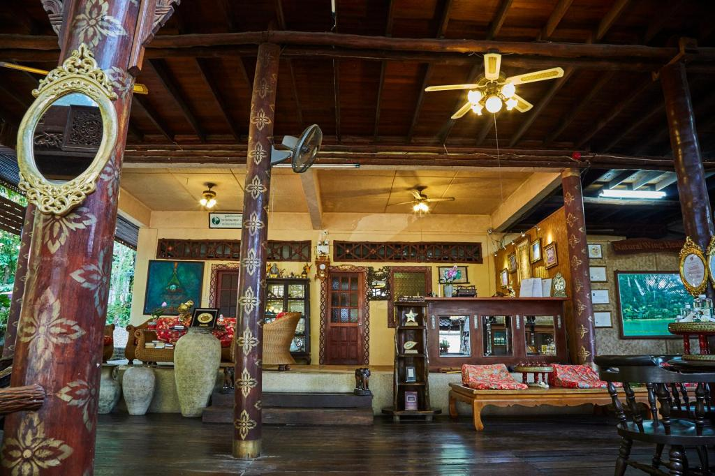 Lobby Natural Wing Health Spa & Resort