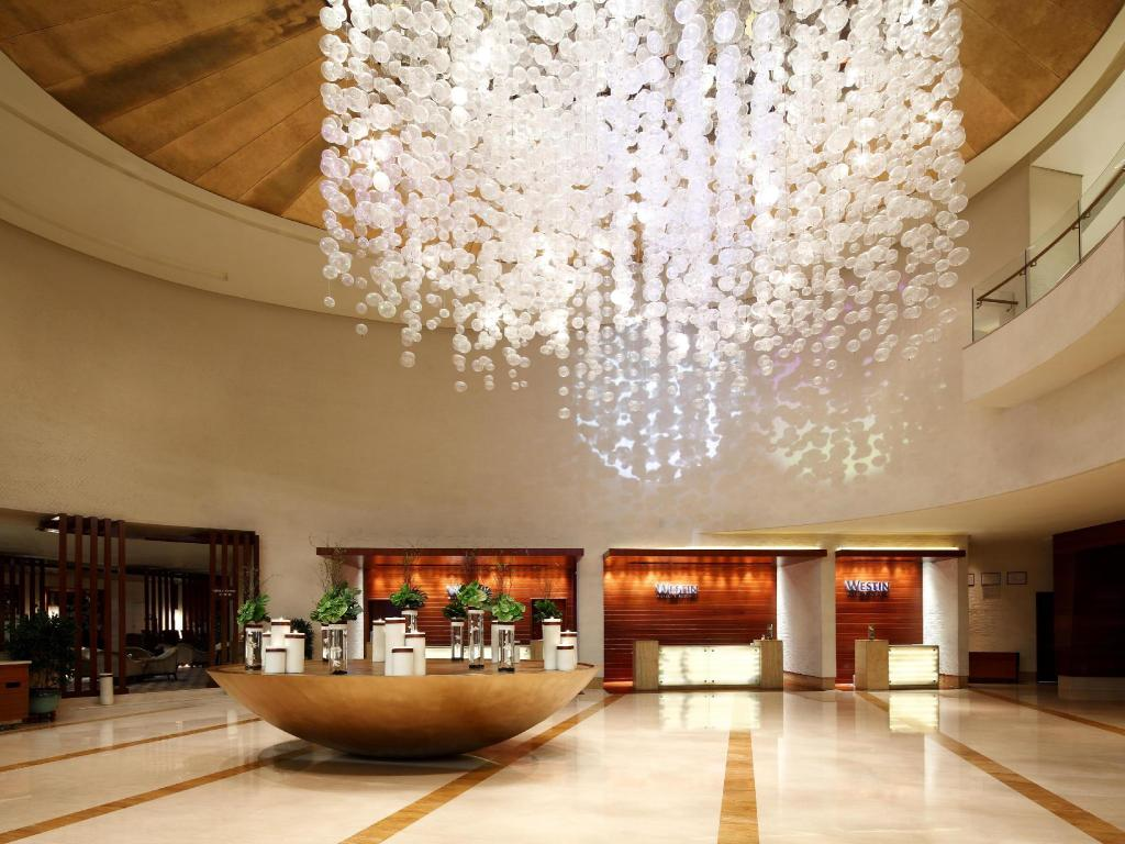 Lobby The Westin Guangzhou Hotel