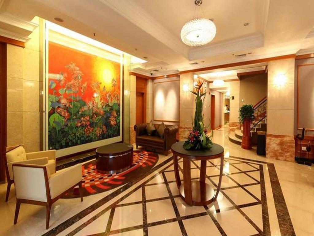 Lobby Honlux Apartment
