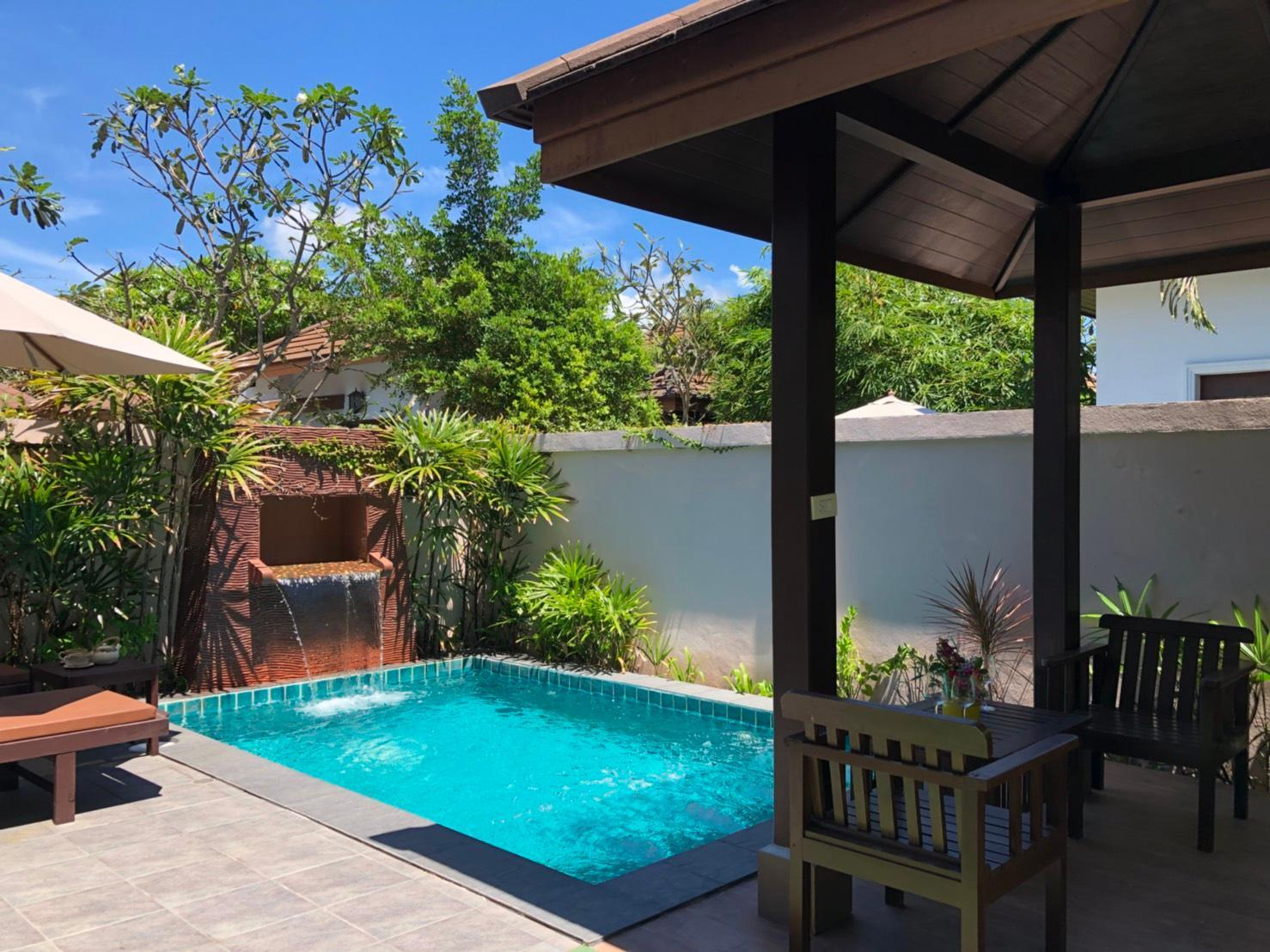 Family Plunge Pool Villa