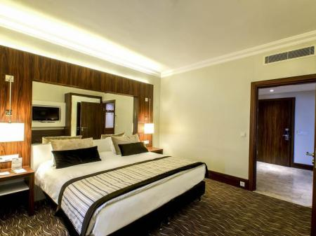 Deluxe Double or Twin Room Ikbal Thermal Hotel Spa