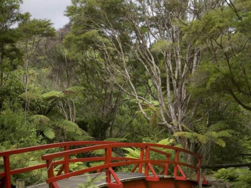 Omgivelser Rapaura Water Gardens Boutique Accommodation