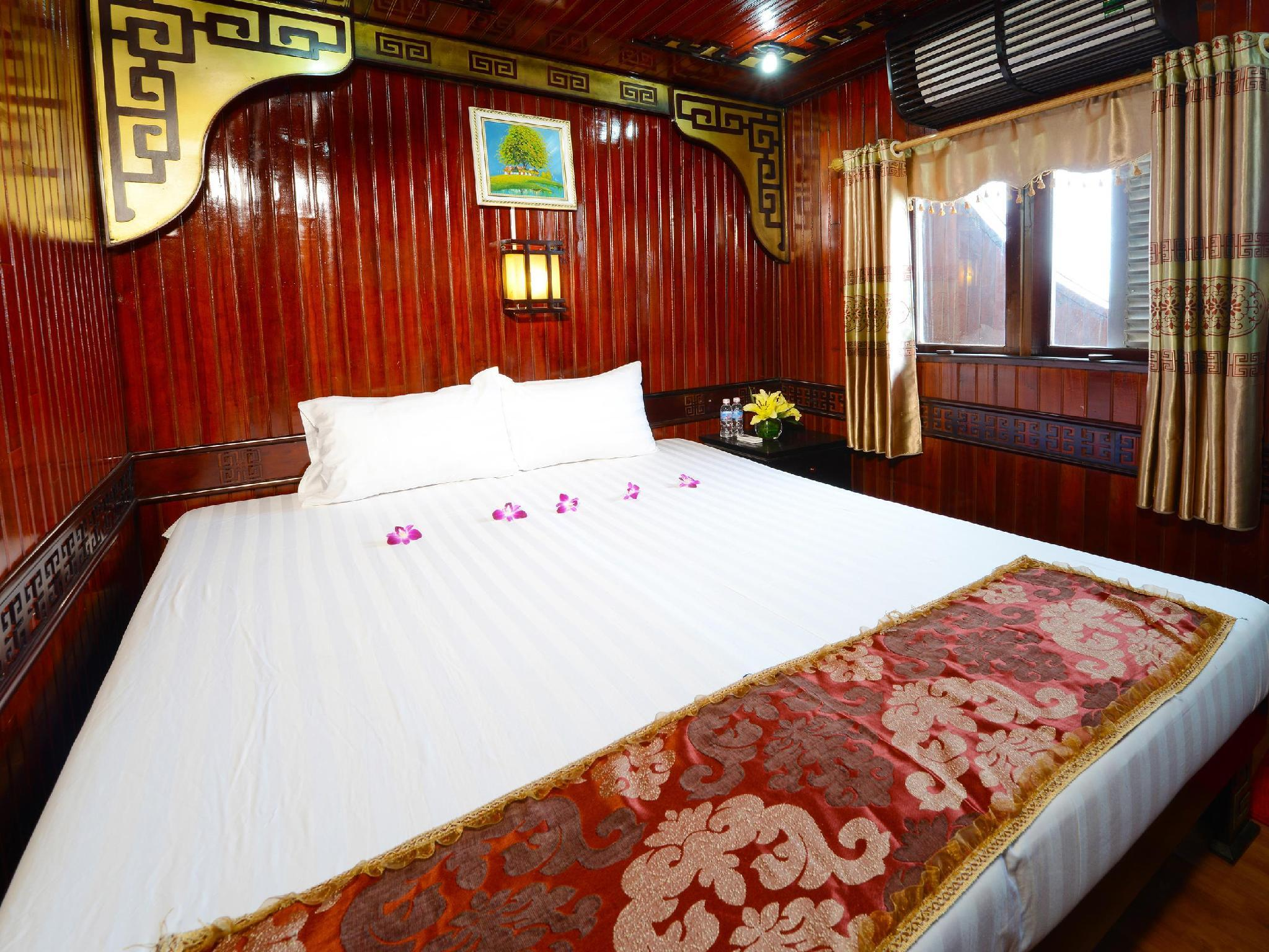 Deluxe Double or Twin Room - 3 Days 2 Nights on Boat