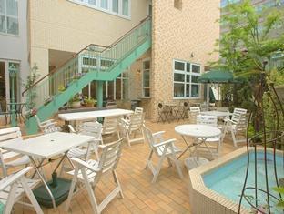 Beautiful Swimming Pool Hotel Rose Garden Shinjuku. Swimming Pool Gallery