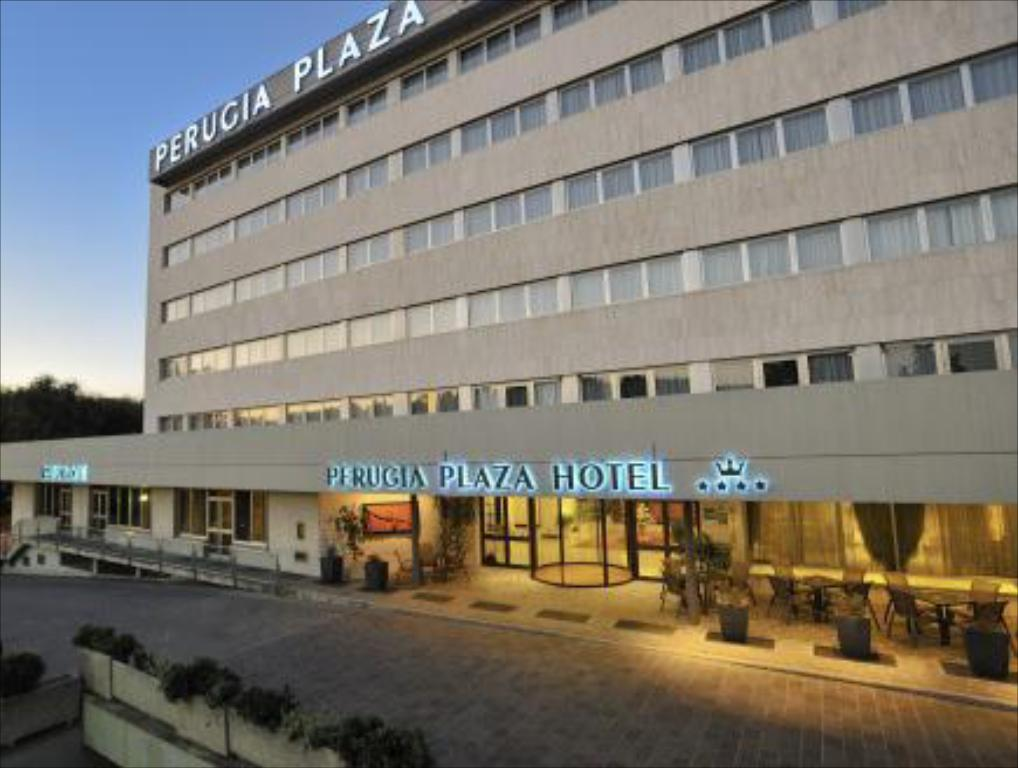 More about Perugia Plaza Hotel