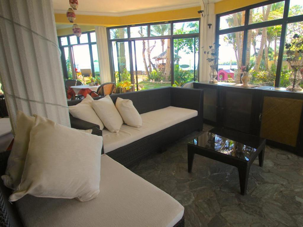 Interior view Paradise Bay Resort Boracay
