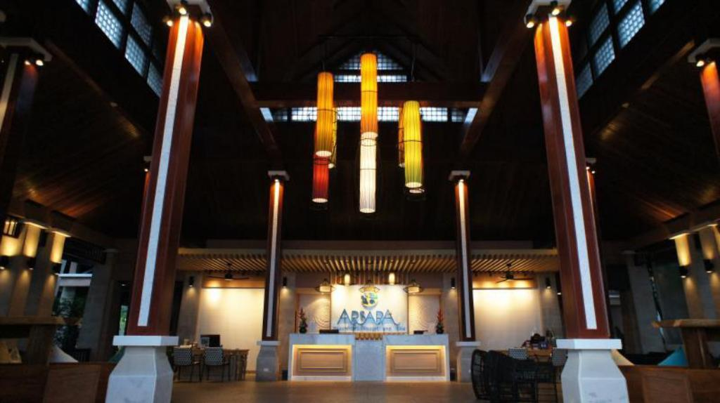 Lobby Apsara Beachfront Resort & Villa