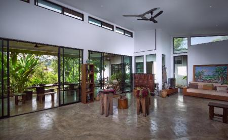 Lobby Bambuh Boutique Homestay - Adult Only