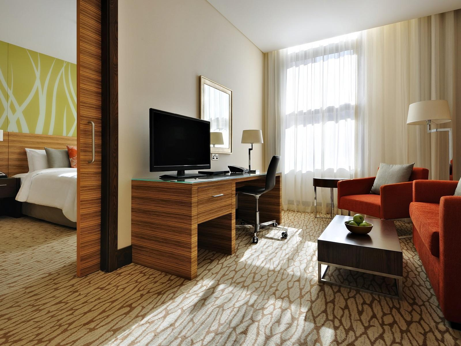 1 Bedroom Junior Suite, 1 King