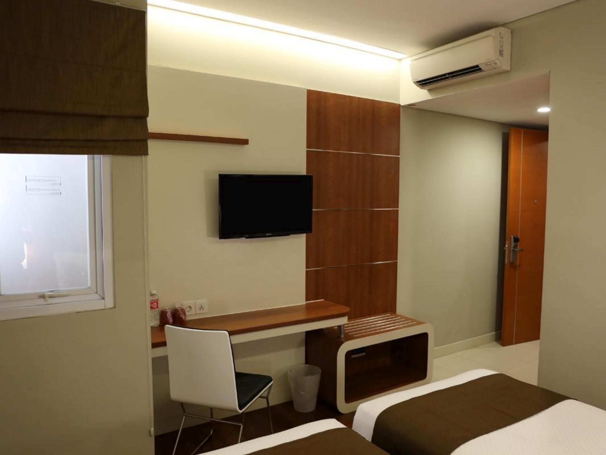 Superior Twin - Kamar Saja (Superior Twin - Room only)