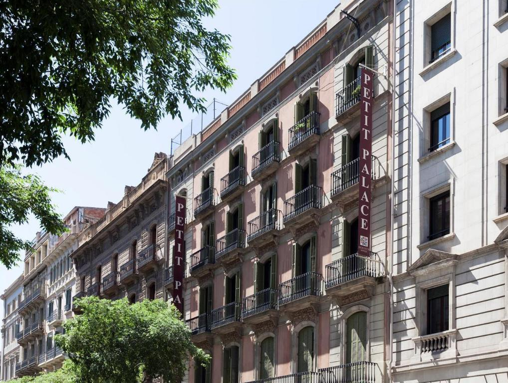 Petit Palace Barcelona Hotel Spain 2020 Reviews Pictures Deals