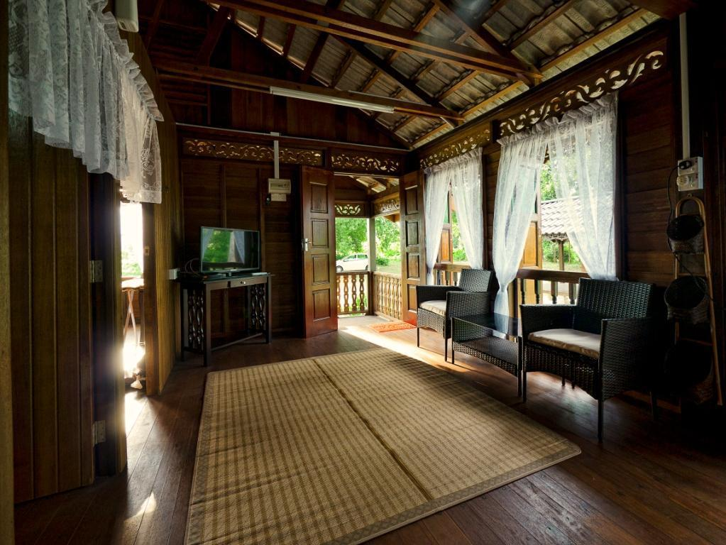 Interior view Kampung Tok Lembut Vacation Home