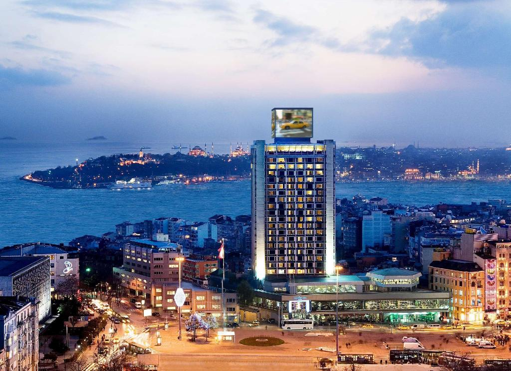 More about The Marmara Taksim Hotel