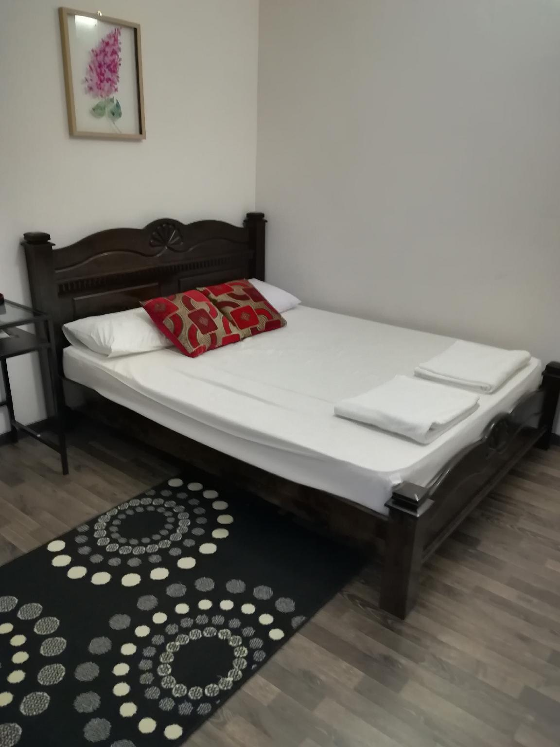 Quarto Duplo Standard com banheiro compartilhado (Standard Double Room with Shared Bathroom)