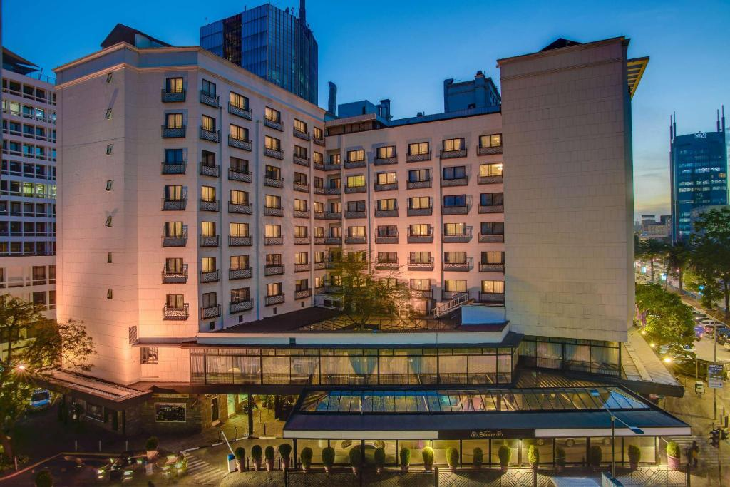 Sarova Stanley Hotel in Nairobi - Room Deals, Photos & Reviews