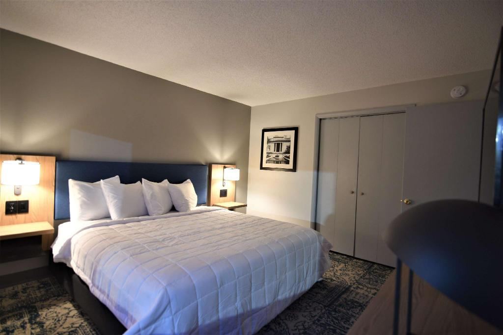 1 King Bed, Non-Smoking - Guestroom Baymont by Wyndham Pine Grove