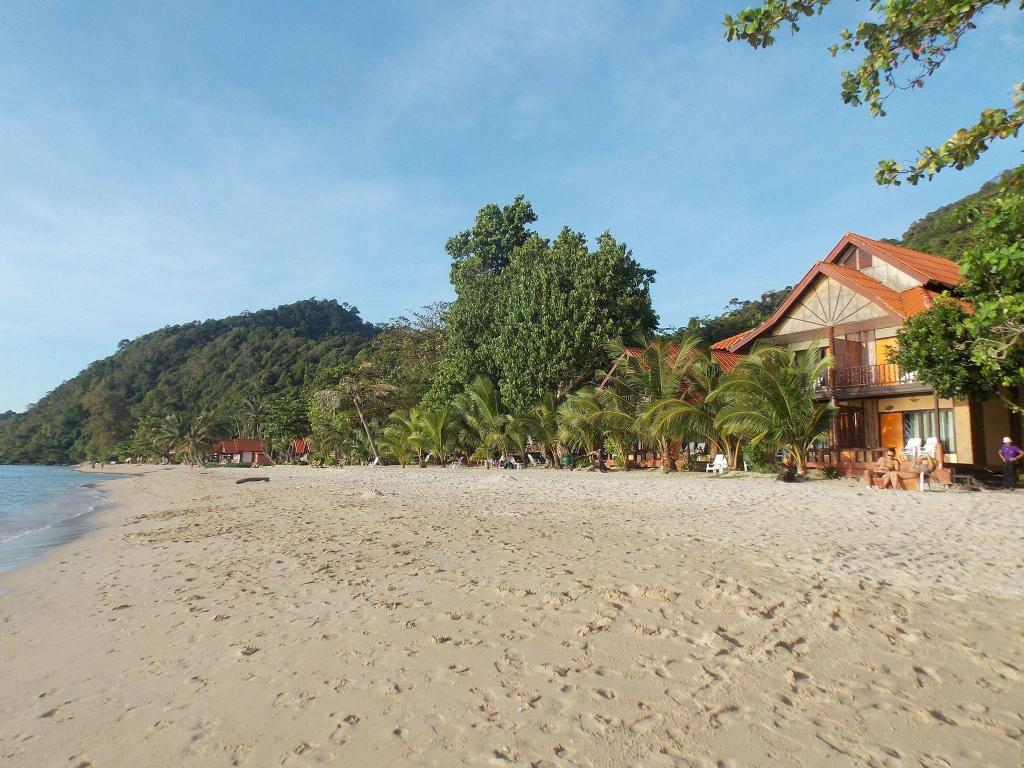 plage White Sand Beach Resort