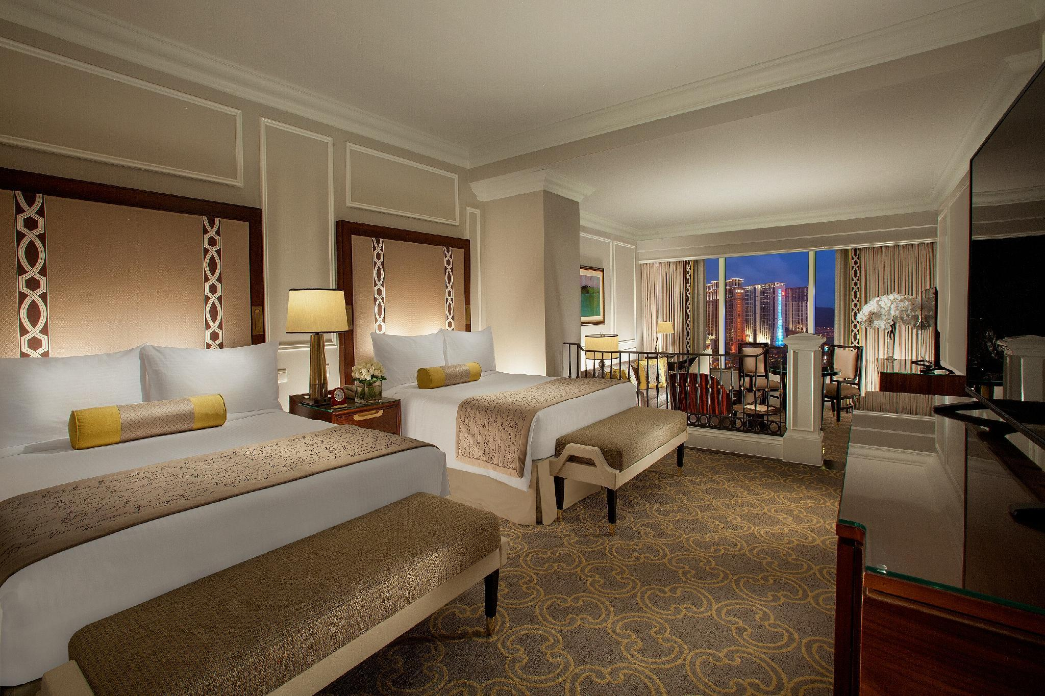 Bella Deluxe Suite with Cotai View