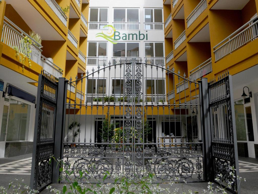 Exterior view Apartamentos RF Bambi Only Adults