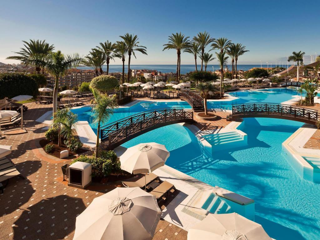 Meliá Jardines del Teide in Tenerife - Room Deals, Photos
