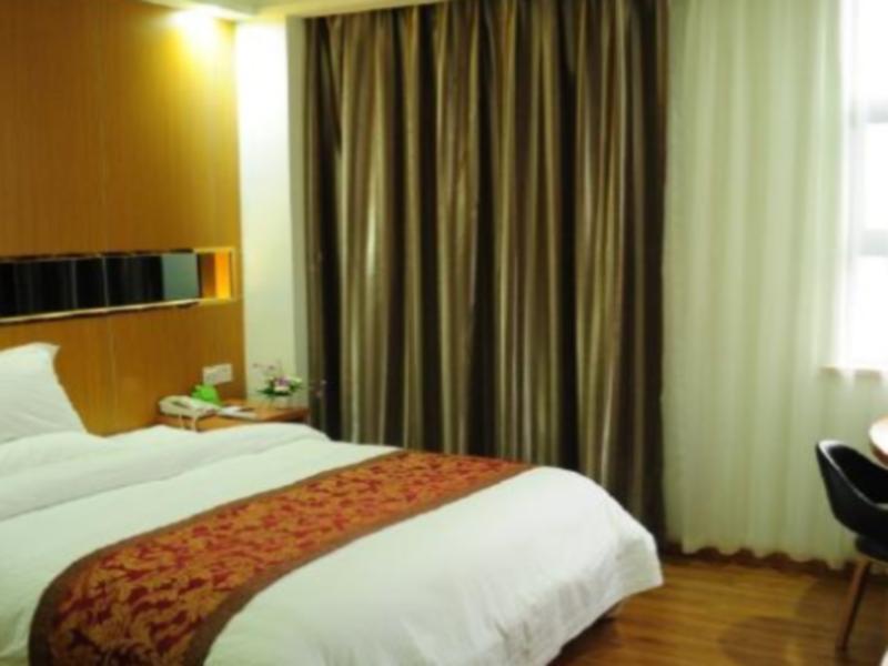 Green Tree Inn Vatica Hunan Yueyang Pedsetrian Street Beifudao Hotel Yueyang China