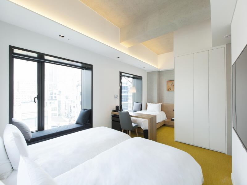 客房(3人床) (Triple Bed Room)