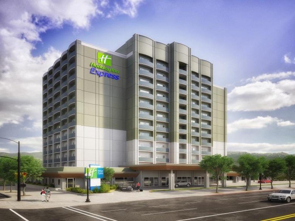 Holiday Inn Express Salt Lake City Downtown - Guest ...