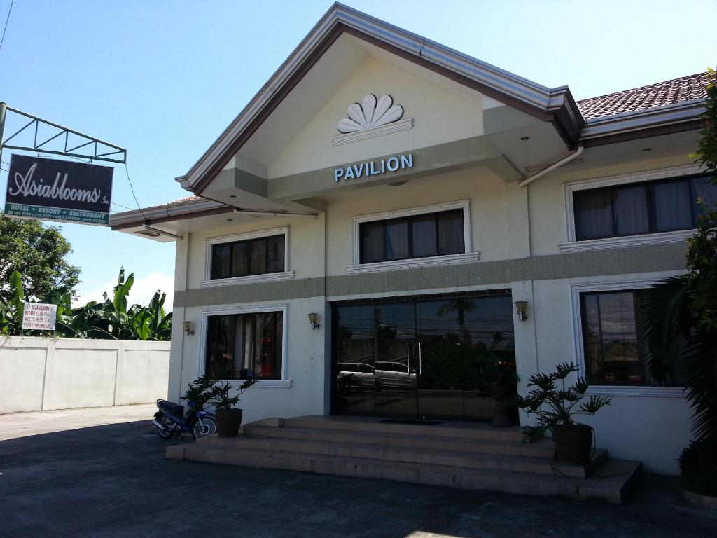 Asiablooms Inc. Hotel Pavilion Restaurant