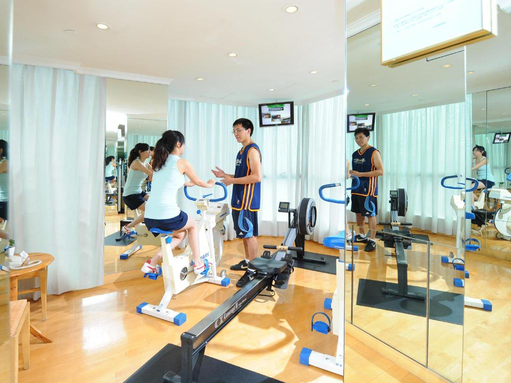 fitnesscentrum Bishop Lei International House