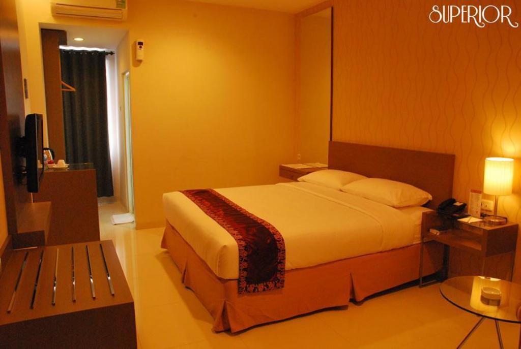 Deluxe  Double Room Grand Fatma Hotel